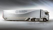Mercedes-Benz 'Aero Trailer' Concept