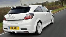 Vauxhall Astra VXR Nürburgring Edition