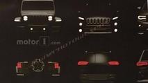 2018 Jeep Wrangler spy photos