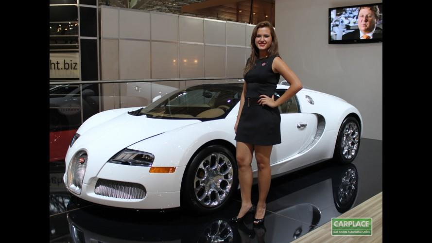 Fotos: Bugatti Veyron Grand Sport é a
