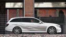 Mercedes C63 AMG Wagon by Edo Competition 14.05.2012