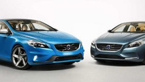 Volvo V40 R-Design leaked photo, 950, 04.04.2012