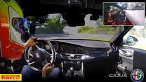 Alfa Romeo Giulia Quadrifoglio sets Nurburgring record of 7:32