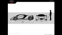 Audi R10 Concept by David Cava