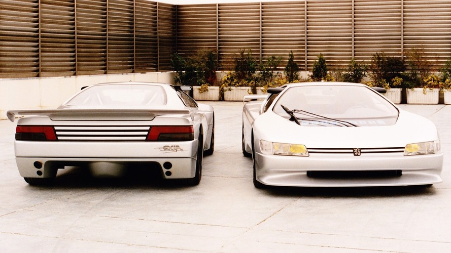 Concept We Forgot: 1988 Peugeot Oxia