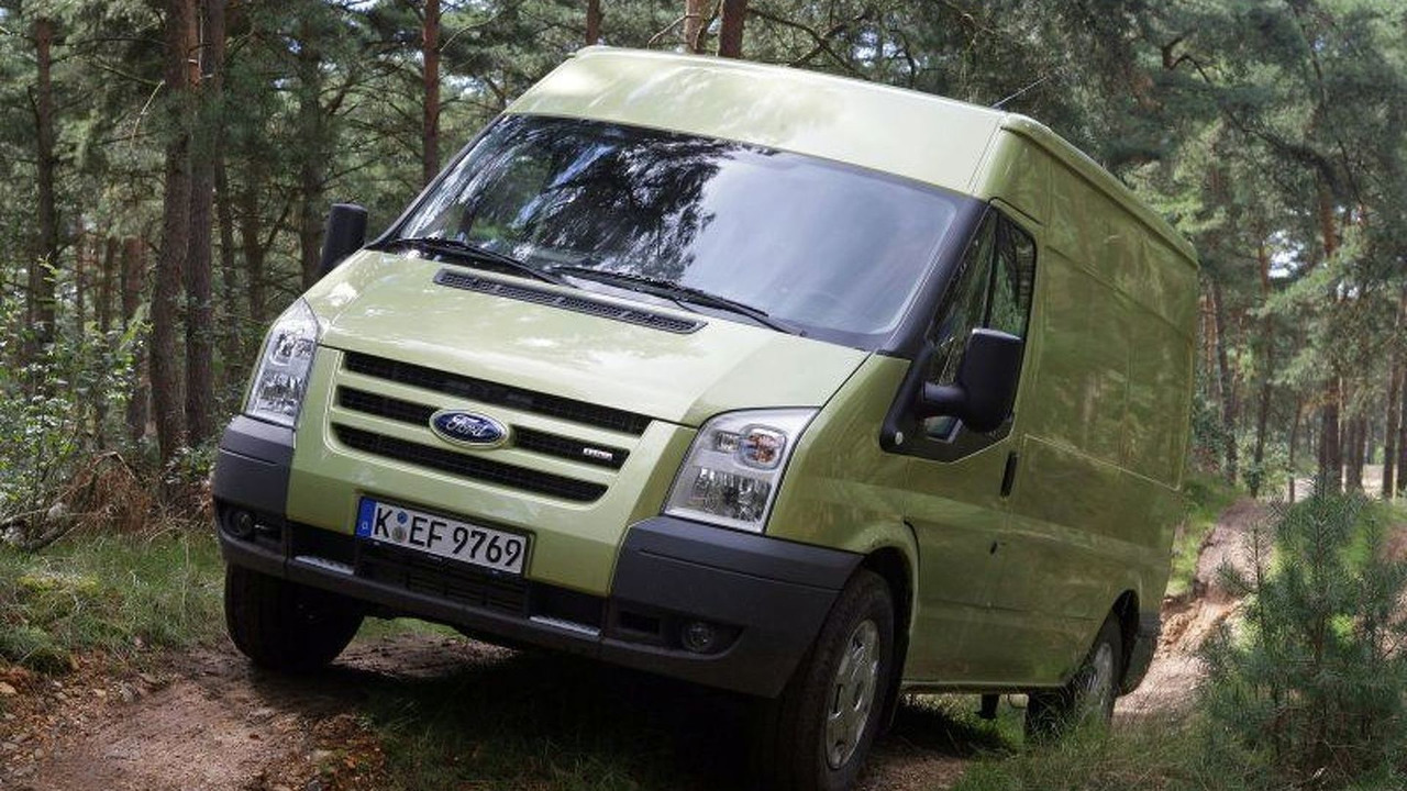 Ford Transit All Wheel Drive