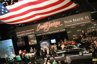 Sold: Top Seven Rides of Barrett-Jackson Palm Beach
