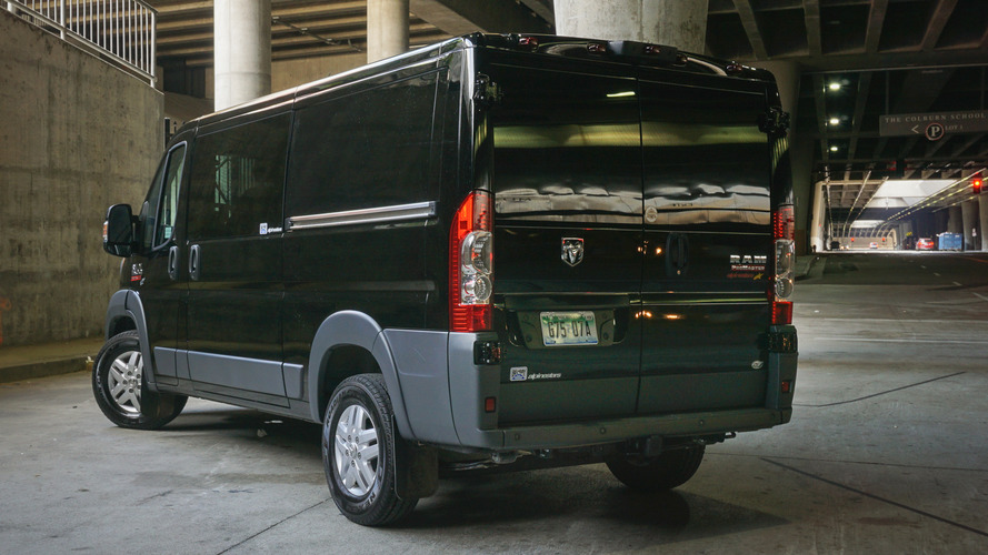 2016 Ram Promaster 1500 Cargo: Long-Term