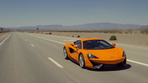 McLaren 570S Spider coming in 2017, mysterious variant due next year