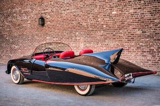 The Original Batmobile Is For Sale — But Not The One You Think