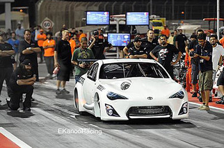 Watch This Souped-Up Supra Hit 240MPH, Break World Record
