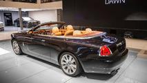 Rolls-Royce Dawn brings some style to Frankfurt Motor Show
