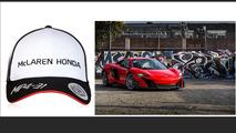 McLaren Honda 2016 Team Cap