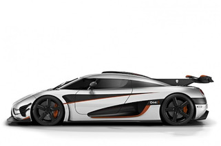 1,340-HP Koenigsegg Agera One:1 is Sweden's Latest and Greatest Hypercar