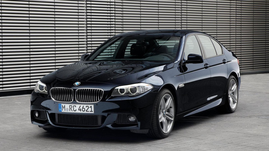 BMW tops Mercedes in U.S. premium sales in April - leads 2011 sales by just 29 units over arch-rival