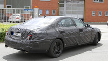 2013 Mercedes S63 AMG spied for the first time