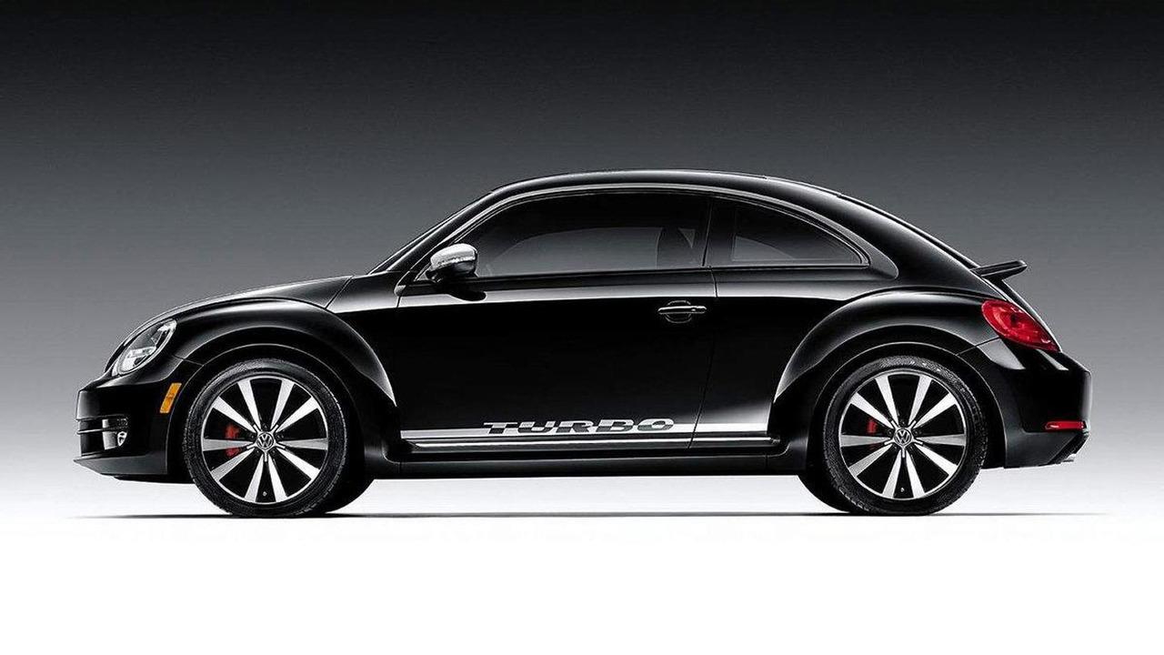 2012 VW Beetle Black Turbo edition (US) 14.06.2011