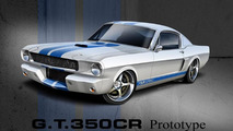 Classic Recreations Shelby G.T.350CR announced