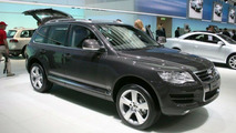 VW Touareg BlueTDI Revealed