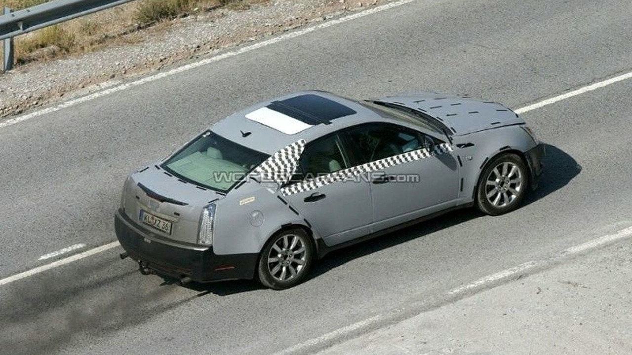 Cadillac STS Diesel