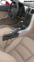 Sixth generation Corvette C6 Interior