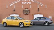 Mazda3 Sedan & Hatchback