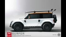 A. Kahn Design Land Rover Defender