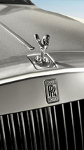 Rolls-Royce introduces three new flying lady hood ornaments