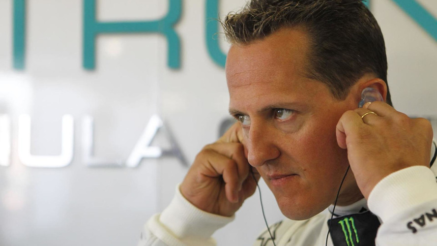 Hospital denies Schumacher death