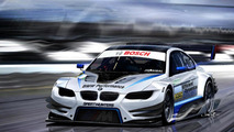 Six BMW M3s to take on Audi and Mercedes in 2012 DTM