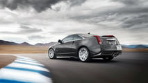 2011 Cadillac CTS-V Coupe debut photos - 05.01.2010