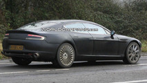 Aston Martin Rapide Spied in Full Production Form