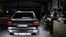 MAFF Muron Wide Body Styling Kit for Porsche Cayenne