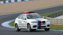 BMW X6 M to Make Safety Car Debut at Qatar MotoGP