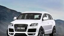 Caractere Audi Q7 facelift