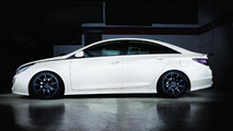 Hyundai gets sporty at SEMA