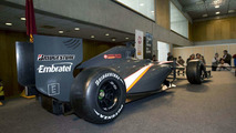 HRT car to make track debut in Bahrain - Kolles