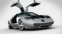 Ciento Once by GWA - Mercedes-Benz C111 experimental vehicle revival