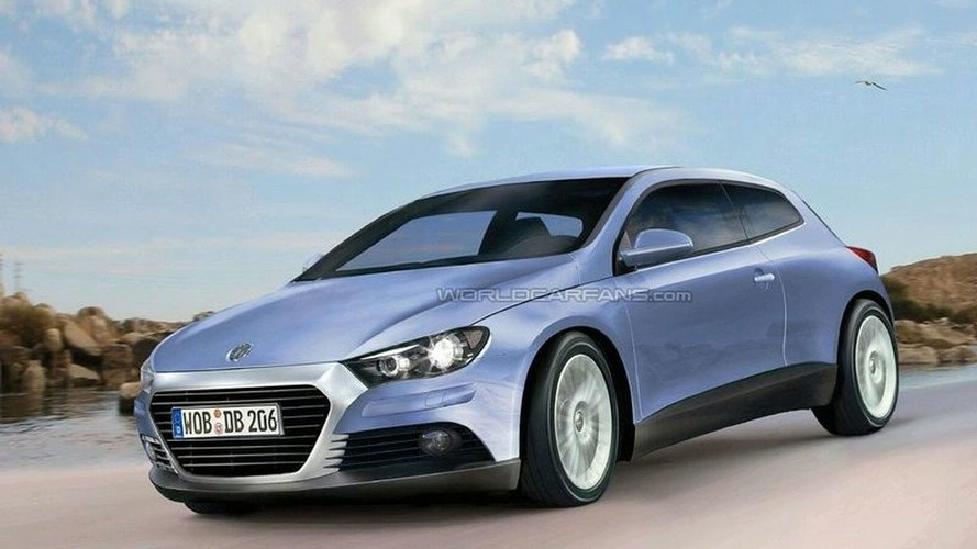 VW Scirocco: New Info Out