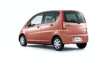 Redesigned Daihatsu MOVE
