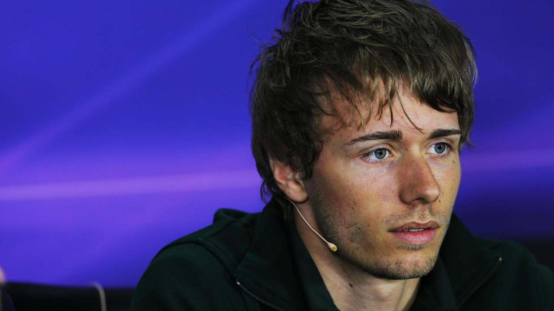 Pic 'waiting' for 2014 Caterham-Renault contract