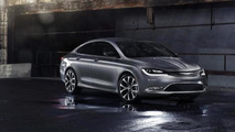 2015 Chrysler 200 leaked photo