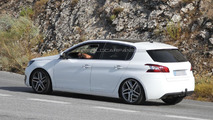 2014 Peugeot 308 GTi spied for a second time