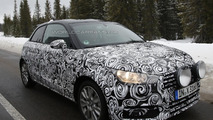 2014 Audi A1 facelift spied in Sweden ahead of possible Paris debut