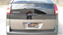 2001 Pontiac Aztek with VIN #001 31.07.2013