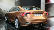 VIDEO: Volvo Stages S60 Concept World Debut in Detroit