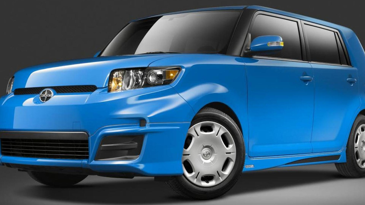 Scion xB Release Series 8.0 - 11.18.2010