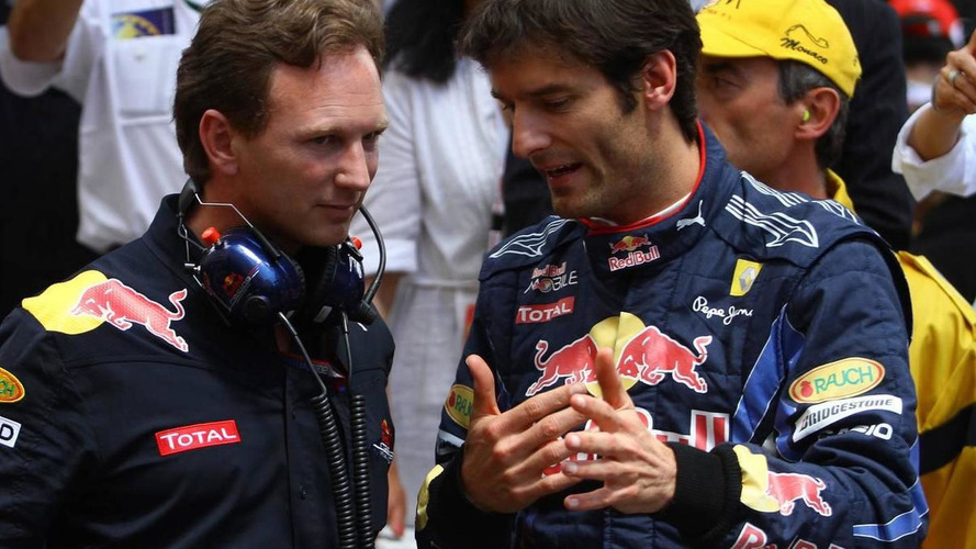 Webber insists wing saga now over