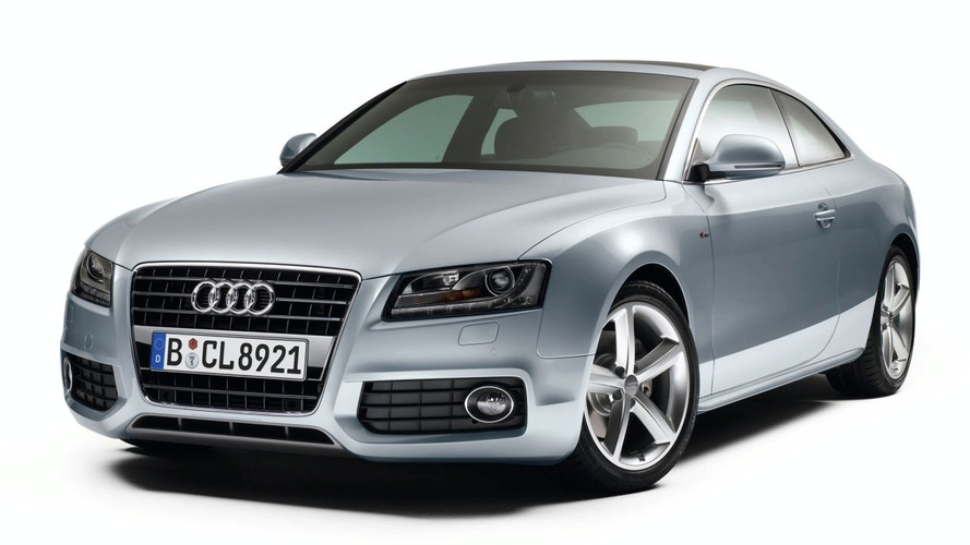 Audi A5 2.0 TDI Announced for UK