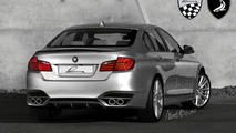 2011 BMW 5-Series by Lumma Design and Topcar